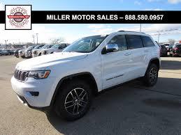 green jeep grand cherokee jeep grand cherokee for sale lease burlington wi miller motor sales