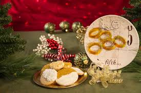 12 days of christmas cookies 2013 food channel
