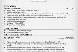 Resume Examples Mechanical Engineer by Mechanical Engineer Student Resume Examples Reentrycorps