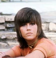jane fonda 1970 s hairstyle jane fonda and her shag hairstyle in the movie klute