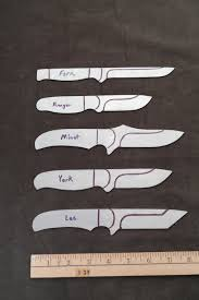 benjamin ferguson custom knife maker