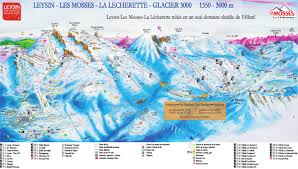 Ski Resorts In Colorado Map by Leysin Piste Map U2013 Free Downloadable Piste Maps