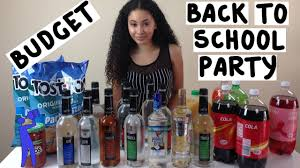 back to party on a budget tipsy bartender youtube