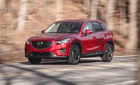 mazda crossover 2016 mazda cx 5 2 5l awd test u2013 review u2013 car and driver