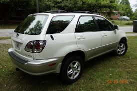 lexus rx300 model 2003 lexus rx 300 2003 technical specifications interior and exterior