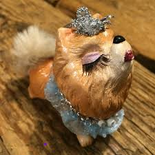 in the shop unique christmas ornaments for dog lovers ornamento
