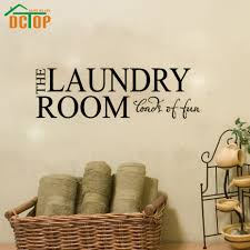 online get cheap load wall aliexpress com alibaba group the laundry room loads of fun vinyl wall lettering sayings words sticker on the wall stickers