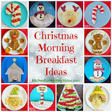 rudolph pancakes for a christmas breakfast kitchen fun with my