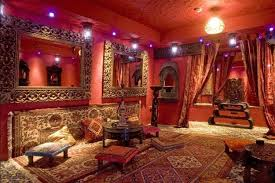 Modern Interior Design In Moroccan Style Blending Chic And Comfort - Moroccan interior design ideas