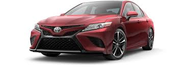 toyota camry 2018 toyota camry mid size car demands respect at every corner