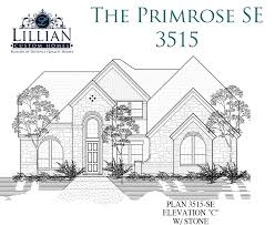floor plans for ranch homes the primrose graham ranch new home floor plan north richland hills
