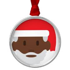 american santa ornaments keepsake ornaments zazzle