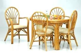 Bamboo Dining Table Set Dining Room Bamboo Table And Chairs On In Inside 3 Dining Room