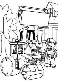 bob builder coloring picture kleuren kids