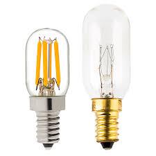 t22 led filament bulb 20 watt equivalent candelabra led vintage