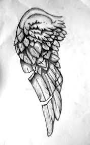 design broken wing left by rockgem on deviantart