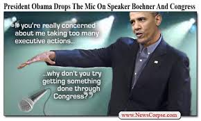 Drop Mic Meme - sunday morning republicans gone wild boehner issa krauthammer
