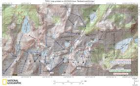 Red River Gorge Map Enchantmentski Jpg