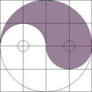 how to draw yin yang symbol original yin yang symbol yin