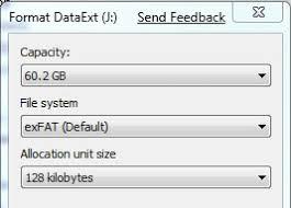 format exfat partition ubuntu use exfat for windows osx and ubuntu vkick inc