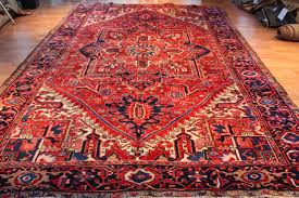 Red Rug The Polohouse Decorating With Oriental Rugs