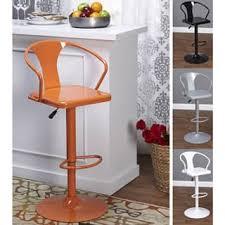 orange bar u0026 counter stools for less overstock com