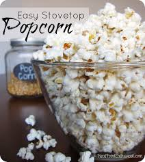 Seeking Popcorn Easy Stovetop Popcorn With Coconut Real Food Enthusiast