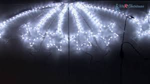 Christmas Lighted Sleigh Outdoor Decoration Philips Led by 210 Cm Large Animated Led Star Display Rope Light Christmas