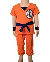 Dragon Ball Halloween Costumes Amazon Miccostumes Boy U0027s Dragon Ball Son Goku Cosplay Costume