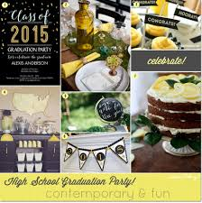 senior graduation party ideas high school graduation party ideas