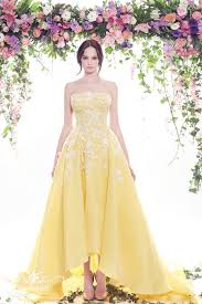 yellow ball gown prom dresses holiday dresses