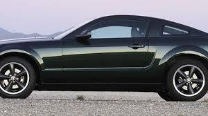 2008 Black Ford Mustang Straight Shooter 2008 Ford Mustang Bullitt Frank Er Ford U0027s