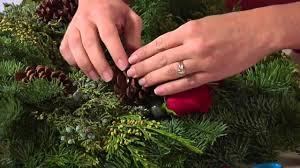 how to make christmas table decor heb youtube