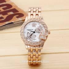 ladies watches bracelet style images Top luxury fashion ladies watch women rhinestone branded watch jpg