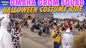 Motorcycle Rider Halloween Costume Ogs Omaha Grom Squad Halloween Costume Ride 2016