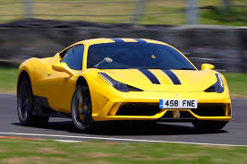 ferrari yellow 458 ferrari 458 speciale 2013 2015 review 2017 autocar