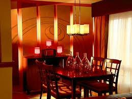 orange dining room decorating with orange hgtv