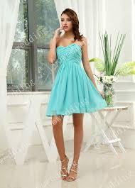 cheap wedding dresses uk only 2017 style blue ruffle sweetheart knee length prom dresses