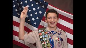 Eagle Scout Flag Ventura Boy Now Nation U0027s Youngest Eagle Scout Keyt