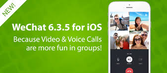 a way do video conference u2013 wechat group call chinese