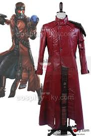 phantom of the opera halloween costumes guardians of the galaxy peter quill star lord cosplay costume coat