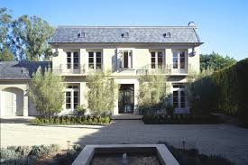 French Chateau Style A Los Angeles Home Modeled After A French Chateau For 13 Million