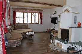 Wohnzimmer Hallein Alpenchalet Gosau