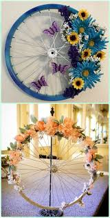 diy ways to recycle bike rims ideas and instructions bicycle