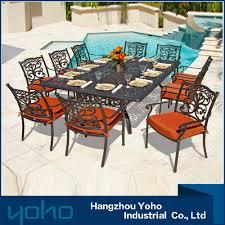 Cast Aluminum Furniture Manufacturers by List Manufacturers Of Cast Aluminum Dining Table Buy Cast