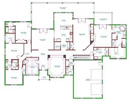splitlevelhouseplans basic features of modern house plans split