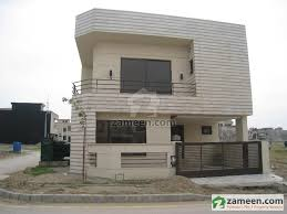 corner 7 marla 5 bed double unit blvd house for sale in usman