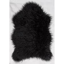 Sherpa Rug Synthetic Sheepskin Rug Roselawnlutheran