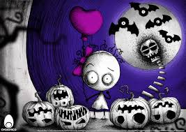 halloween solitaire background divi rtete jugando con el doodle de google de este halloween