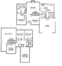 5 bedroom house plans 2 story two story house plans modern hd